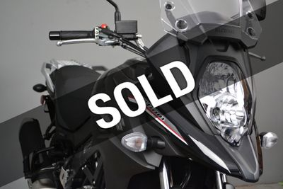 New 2018 SUZUKI V-STROM 650 In Stock Now!!!