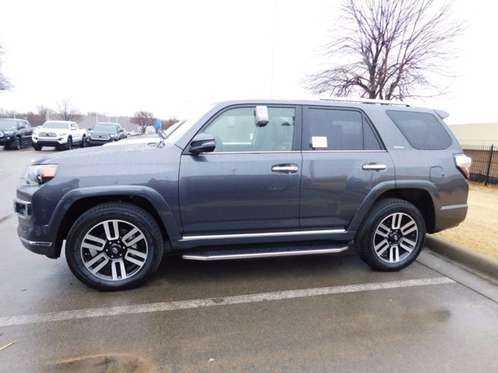 2018 new toyota 4runner limited 4wd at fayetteville autopark iid 17087000. Black Bedroom Furniture Sets. Home Design Ideas