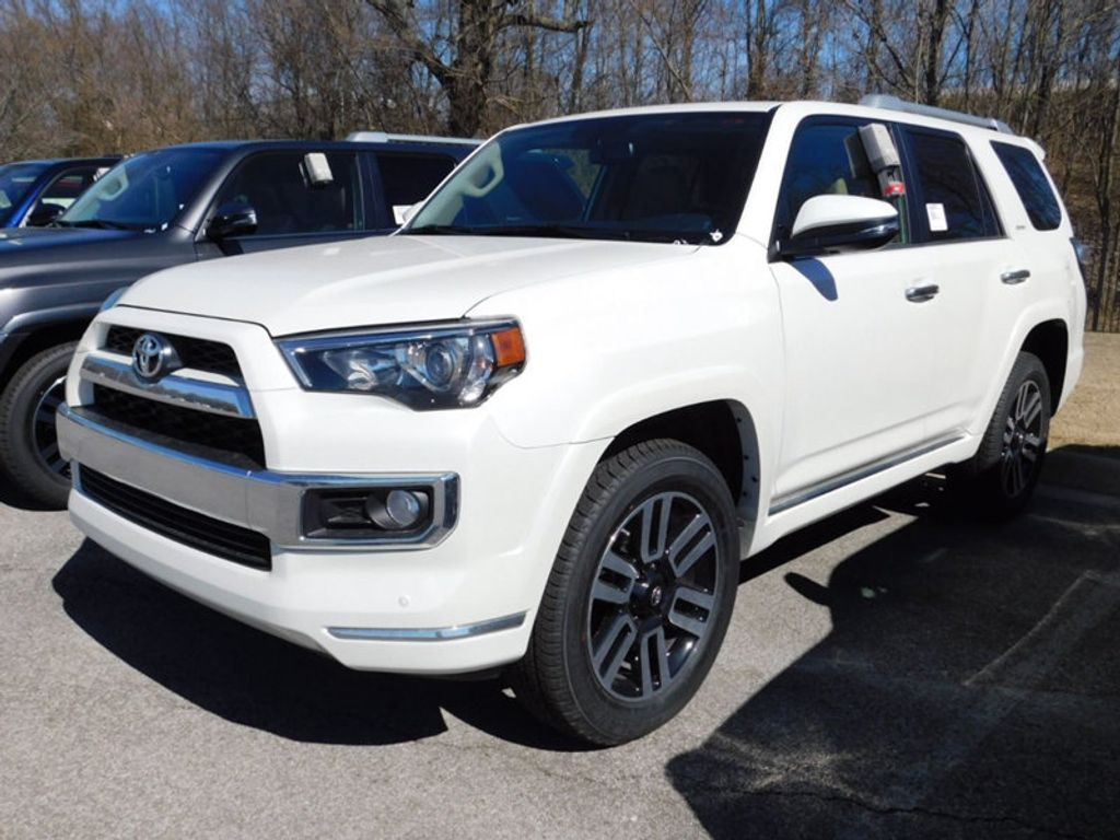 2018 new toyota 4runner limited 4wd at fayetteville autopark iid 17404767. Black Bedroom Furniture Sets. Home Design Ideas