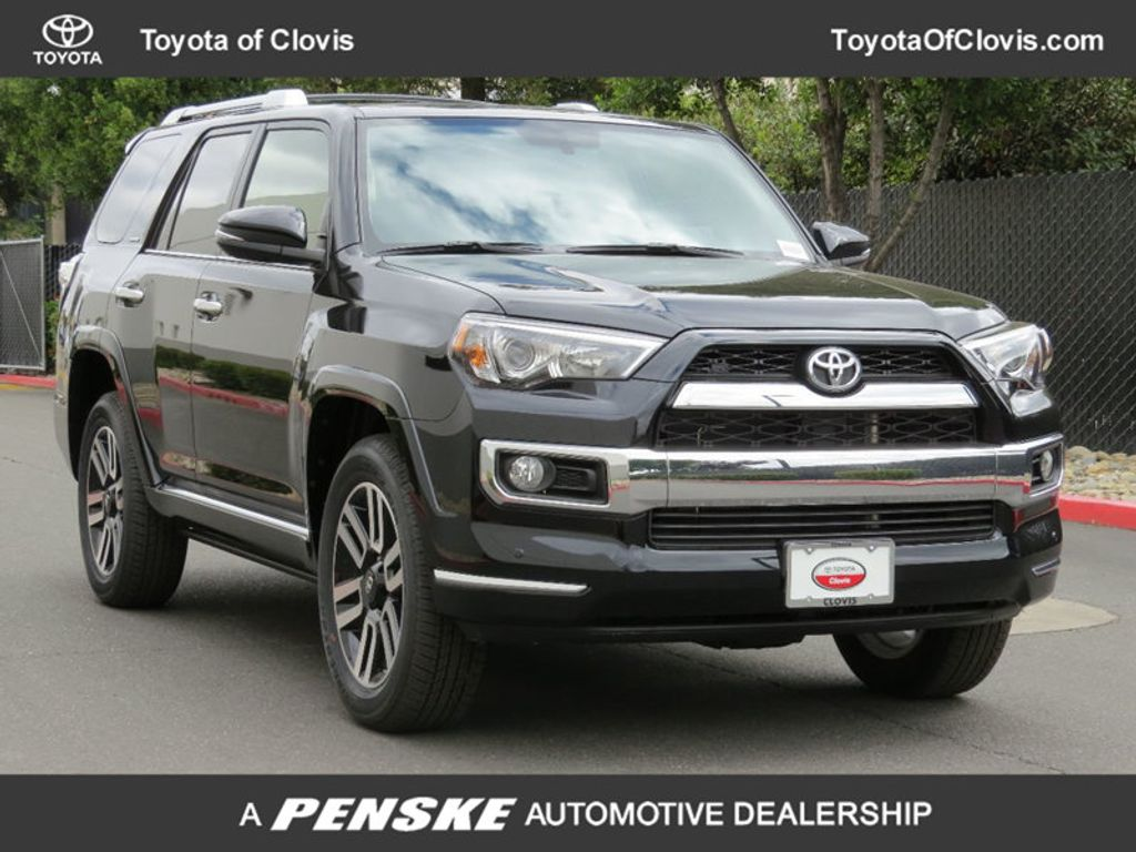 2018 Toyota 4Runner Limited 4WD - 17186387 - 0