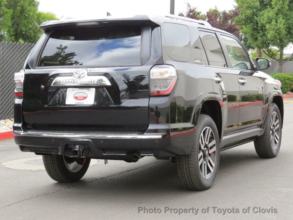 2018 Toyota 4Runner Limited 4WD - 17186387 - 1