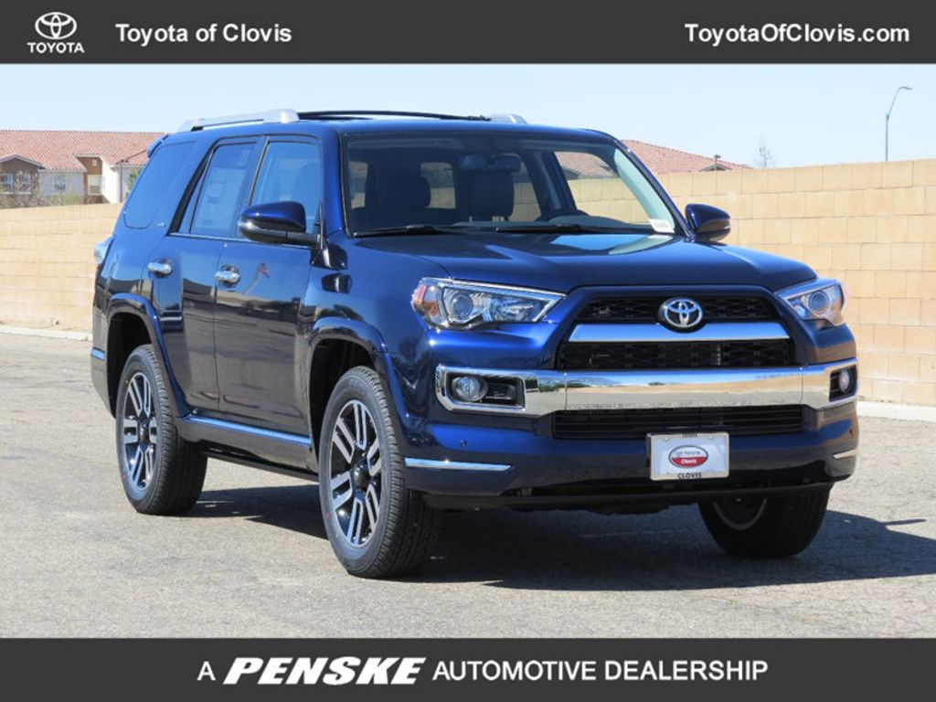 2018 Toyota 4Runner Limited 4WD - 17353558 - 0