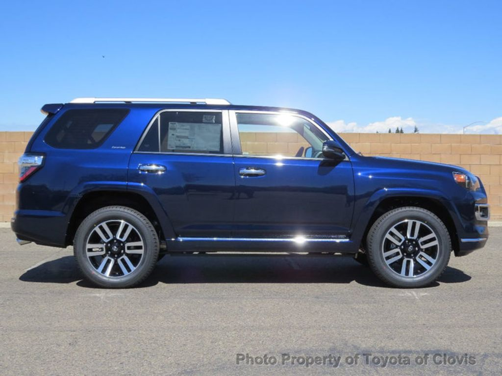 2018 Toyota 4Runner Limited 4WD - 17353558 - 1