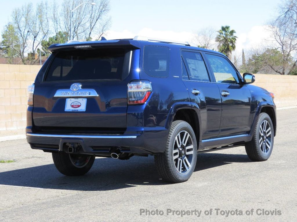 2018 Toyota 4Runner Limited 4WD - 17353558 - 2
