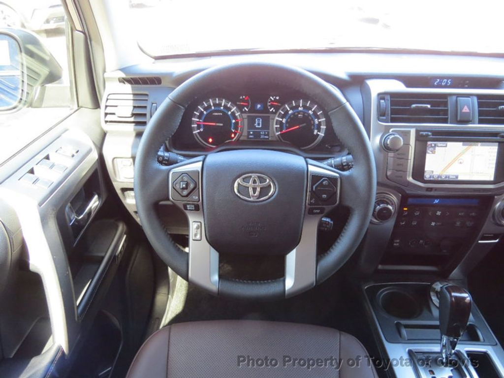 2018 Toyota 4Runner Limited 4WD - 17353558 - 7