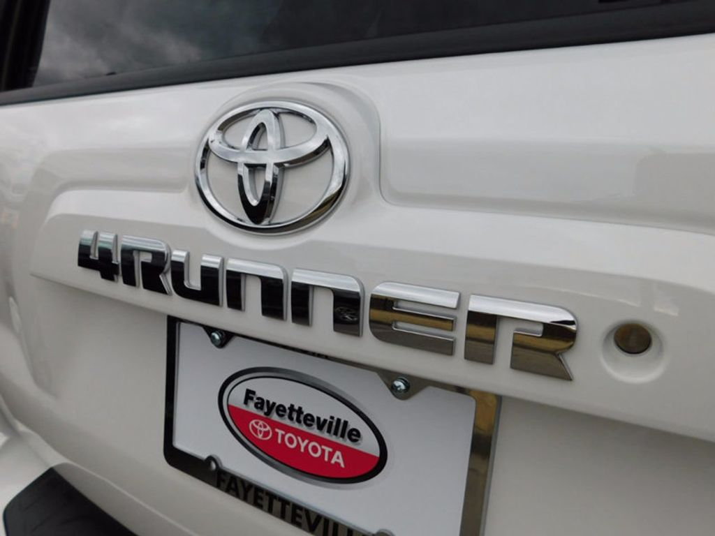 2018 Toyota 4Runner SR5 4WD - 17109482 - 3