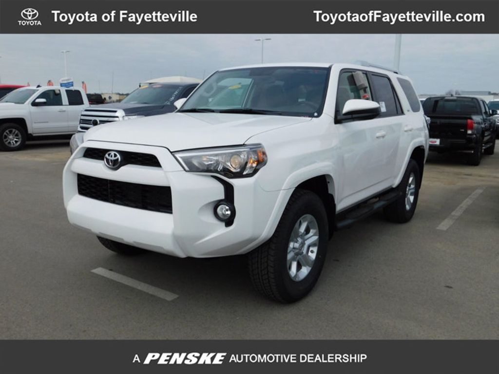 Dealer Video - 2018 Toyota 4Runner SR5 4WD - 17171651