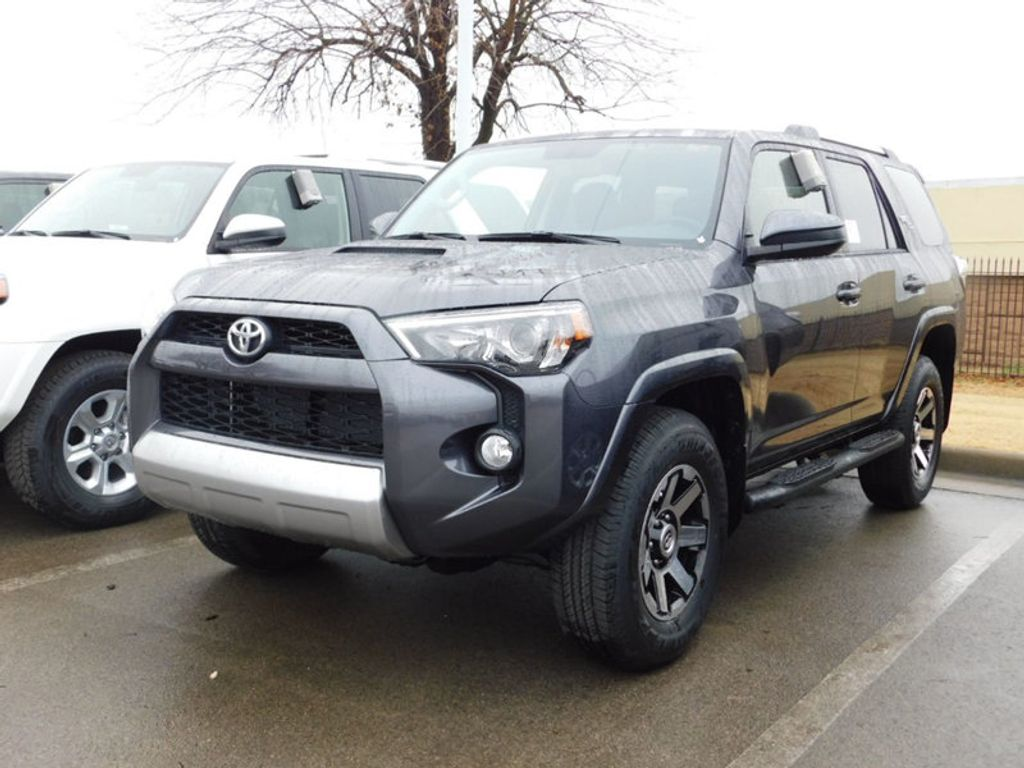 2018 New Toyota 4runner Trd Off Road 4wd At Toyota Of