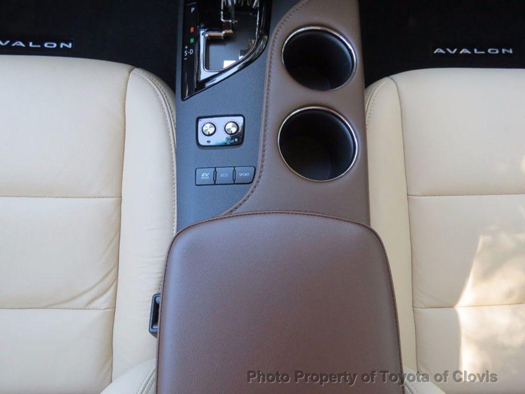 2018 Toyota Avalon Hybrid XLE Premium - 16633166 - 15