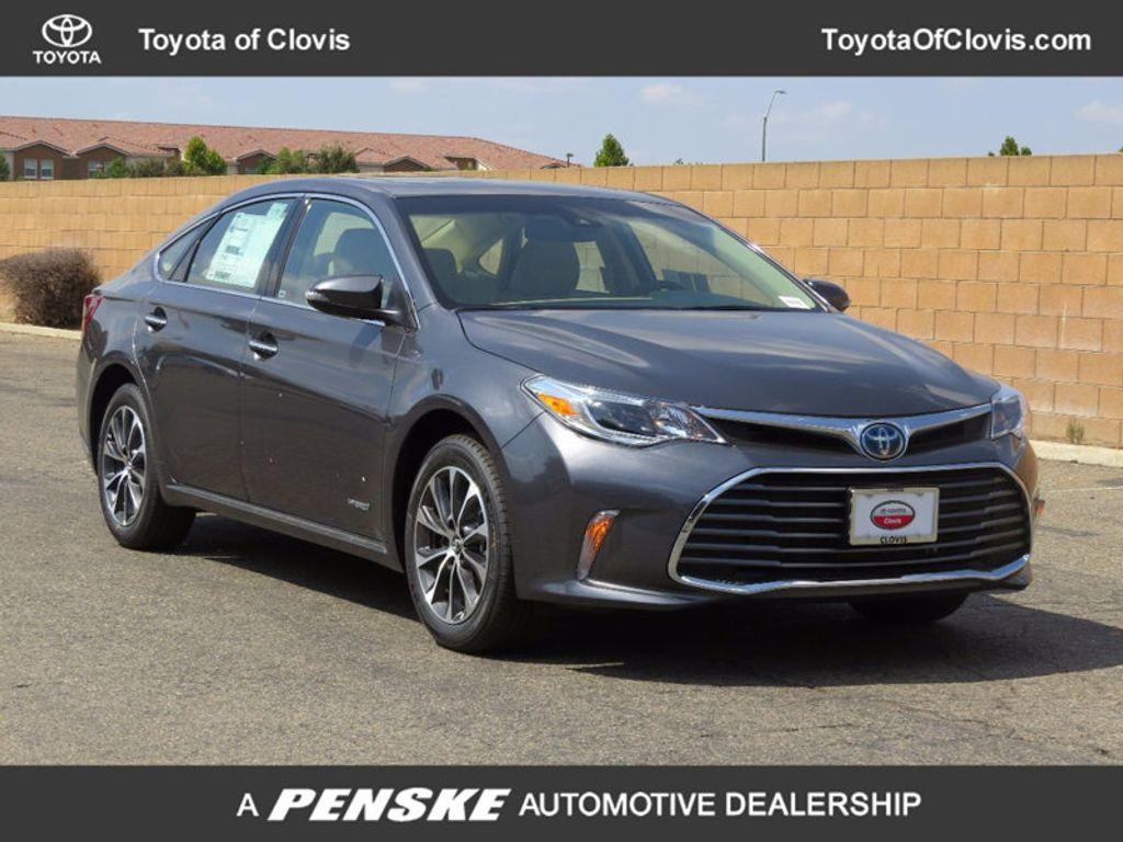 2018 Toyota Avalon Hybrid XLE Premium - 16772314 - 0
