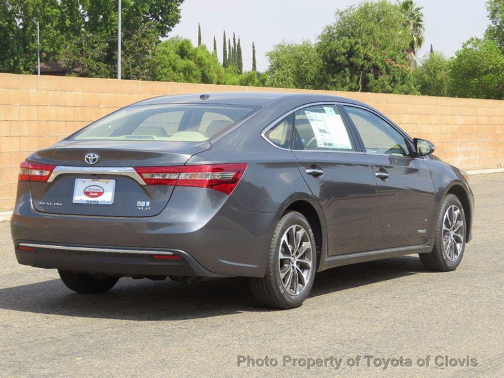 2018 Toyota Avalon Hybrid XLE Premium - 16772314 - 1