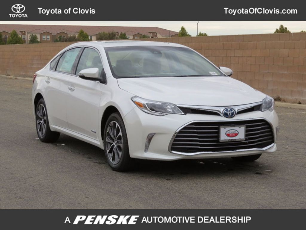 Dealer Video - 2018 Toyota Avalon Hybrid XLE Premium - 16935058