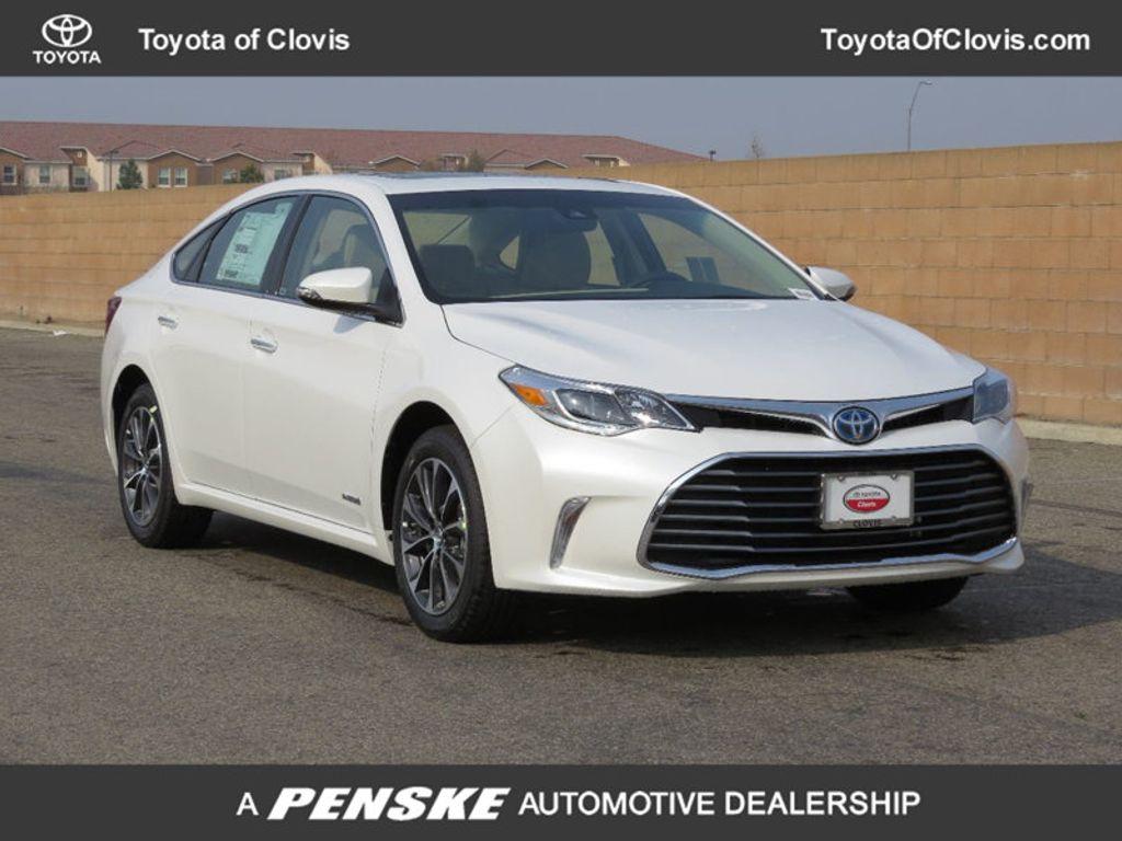 2018 Toyota Avalon Hybrid XLE Premium - 17155385 - 0