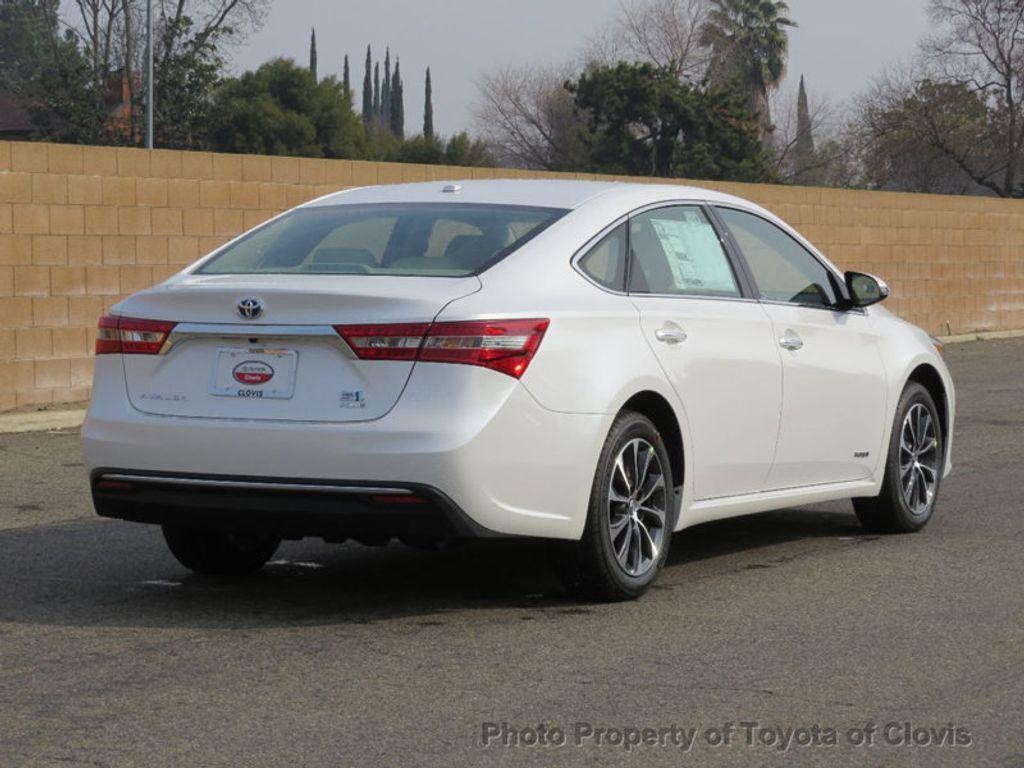 2018 Toyota Avalon Hybrid XLE Premium - 17155385 - 2