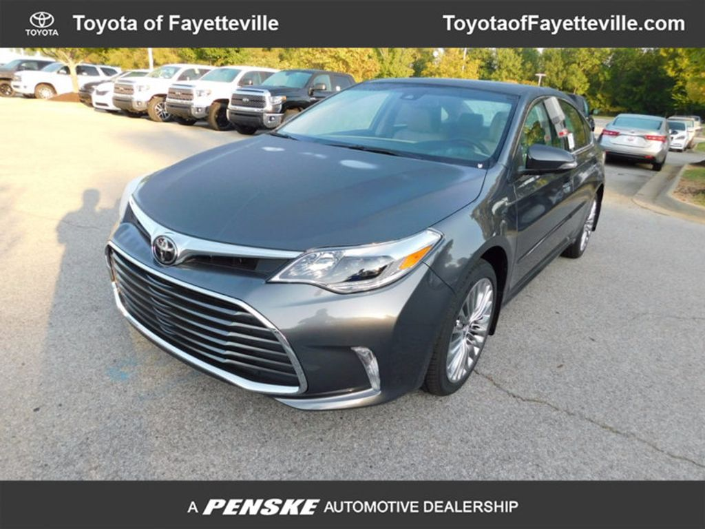 2018 Toyota Avalon Limited - 16765784 - 0