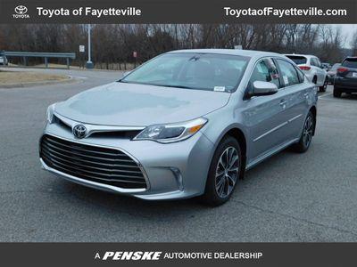 New 2018 Toyota Avalon XLE Sedan