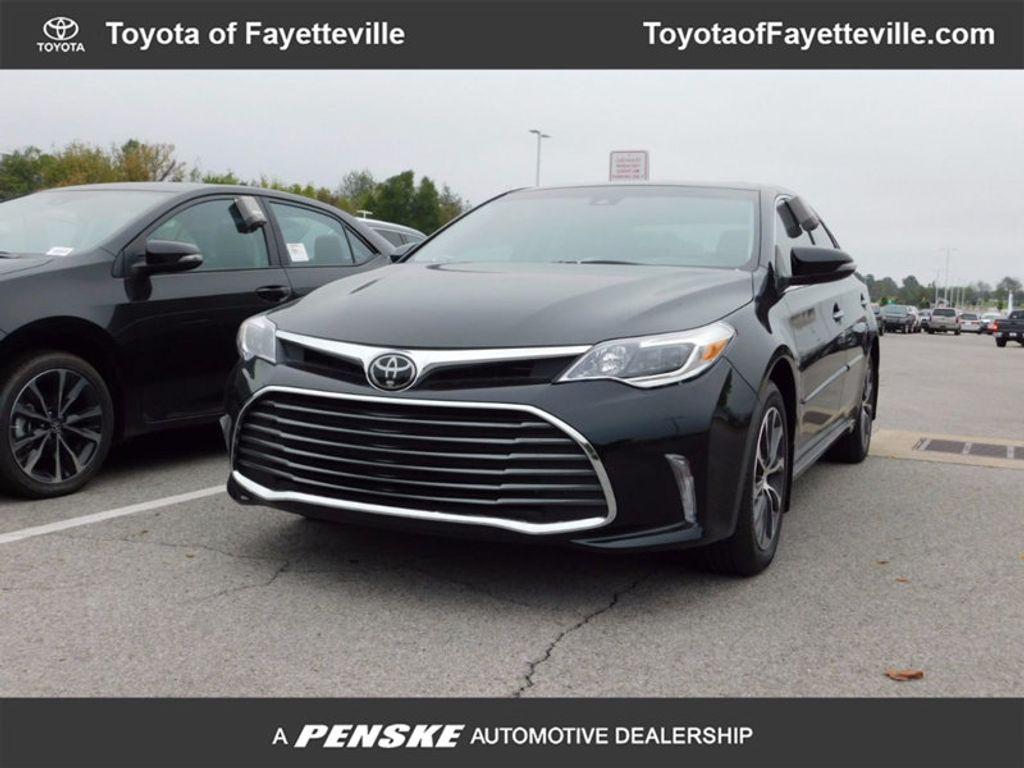 2018 New Toyota Avalon Xle Premium At Toyota Of