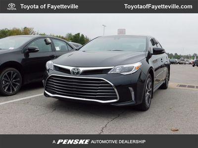New 2018 Toyota Avalon XLE Premium Sedan