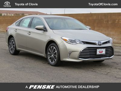 2018 Toyota Avalon XLE Premium Sedan - Click to see full-size photo viewer
