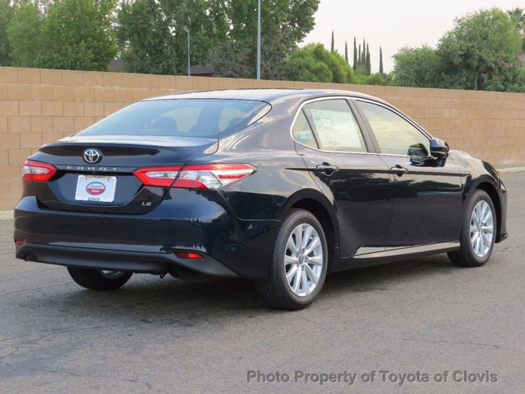 2018 Toyota Camry 4DSD - 16636260 - 2