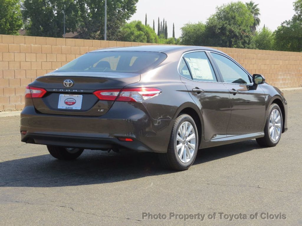 2018 Toyota Camry 4DSD - 16845874 - 2