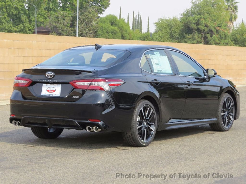 2018 Toyota Camry 4DSD - 16850407 - 2