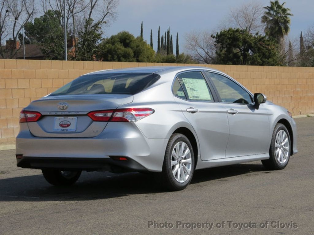 2018 Toyota Camry 4DSD - 17225907 - 2