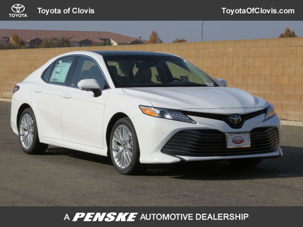 Dealer Video - 2018 Toyota Camry 4DSD - 17229892