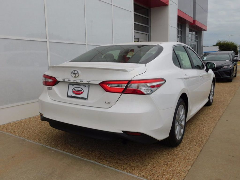 2018 Toyota Camry LE Automatic - 16662846 - 2