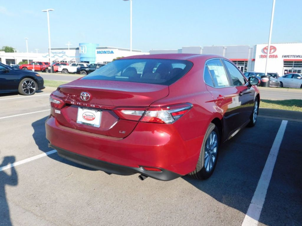 2018 Toyota Camry LE Automatic - 16776661 - 2