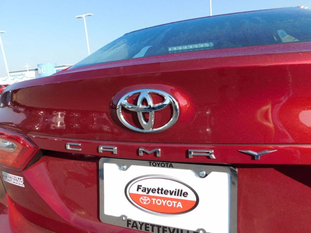 2018 Toyota Camry LE Automatic - 16776661 - 3