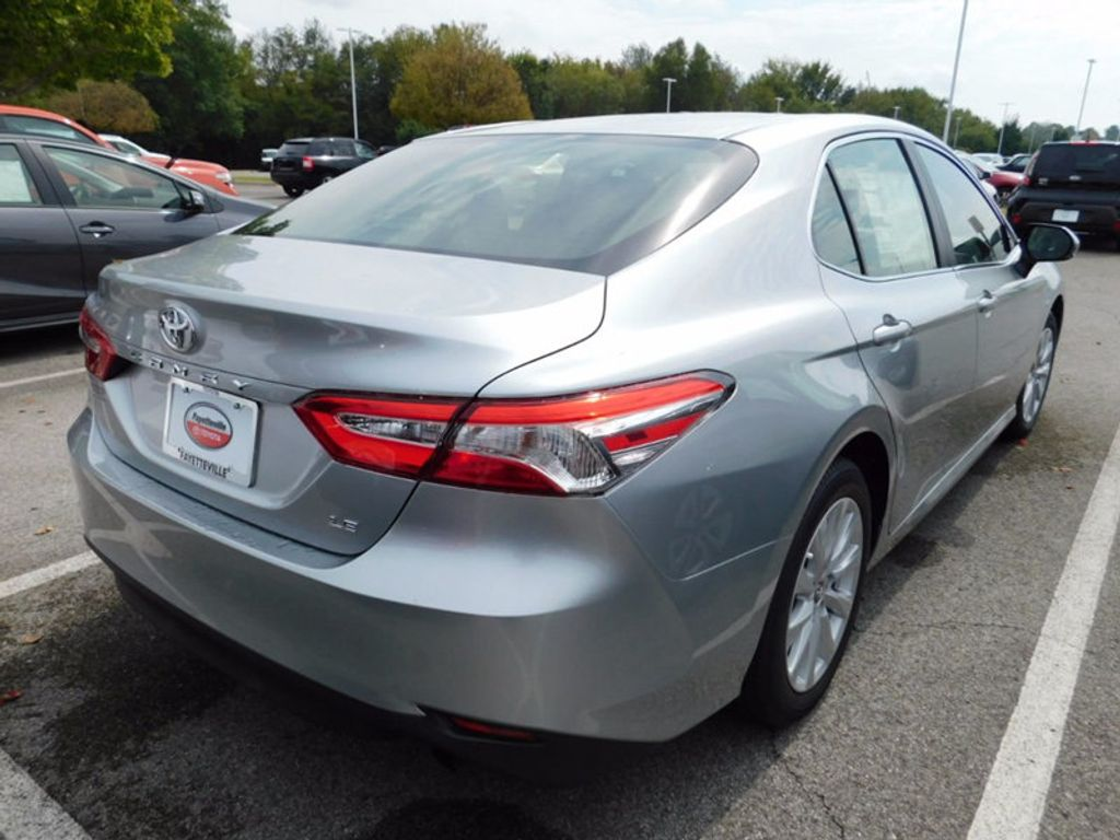 2018 Toyota Camry LE Automatic - 16834496 - 2