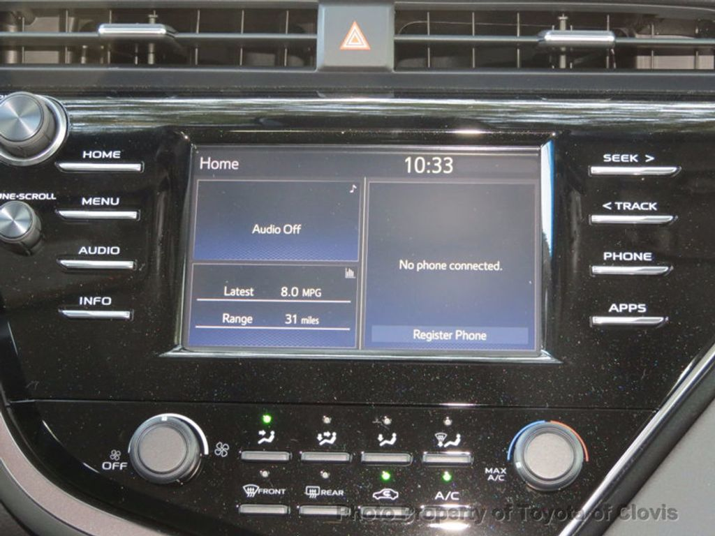 2018 Toyota Camry LE Automatic - 16636260 - 11