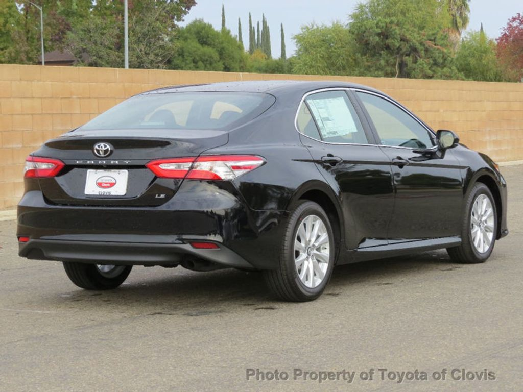 2018 Toyota Camry LE Automatic - 17531519 - 2