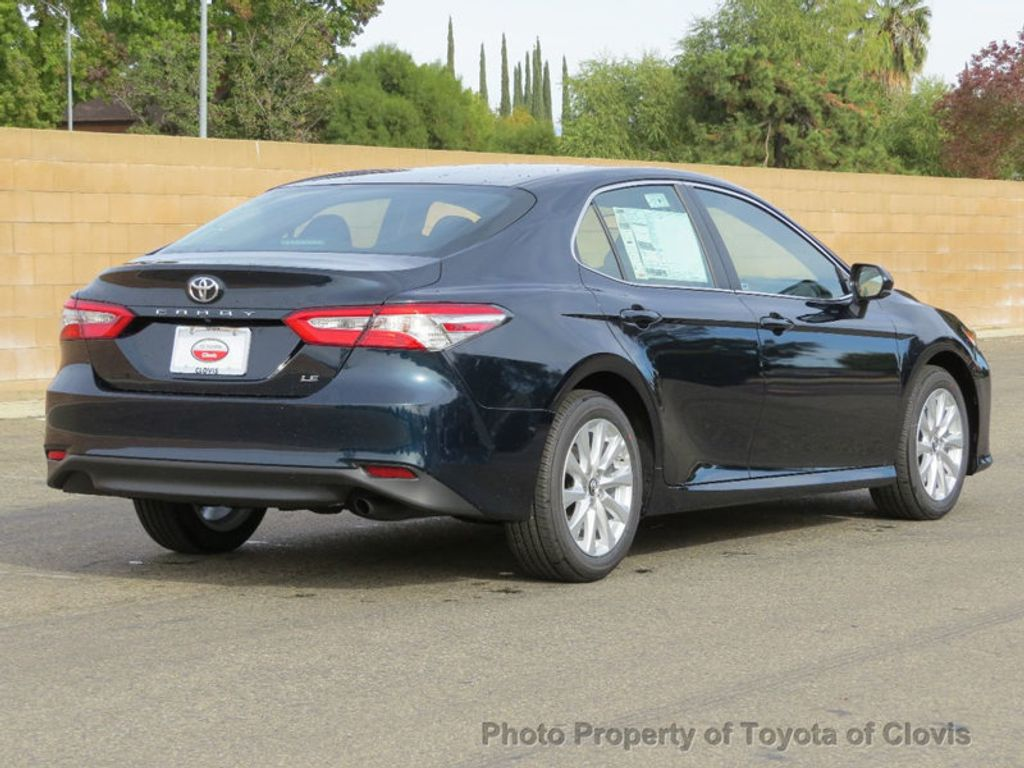 2018 Toyota Camry LE Automatic - 17674352 - 2