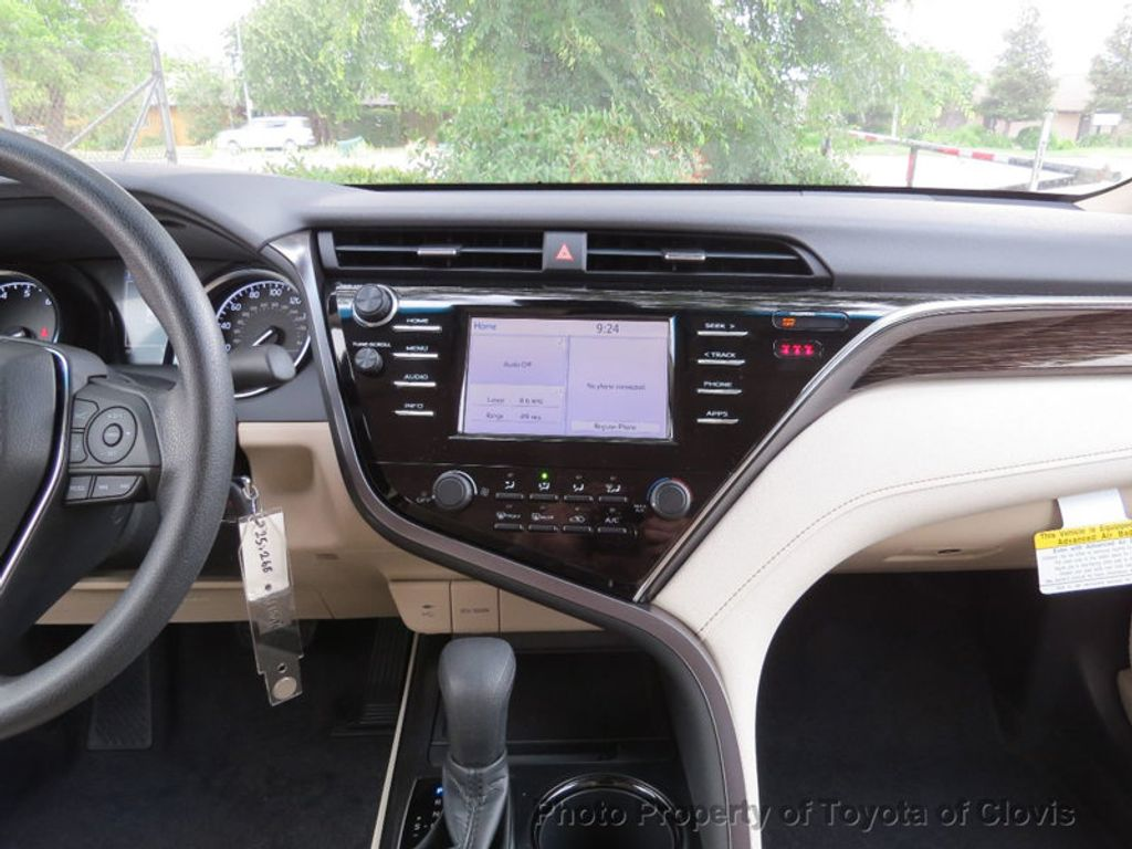 2018 Toyota Camry LE Automatic - 17698990 - 15