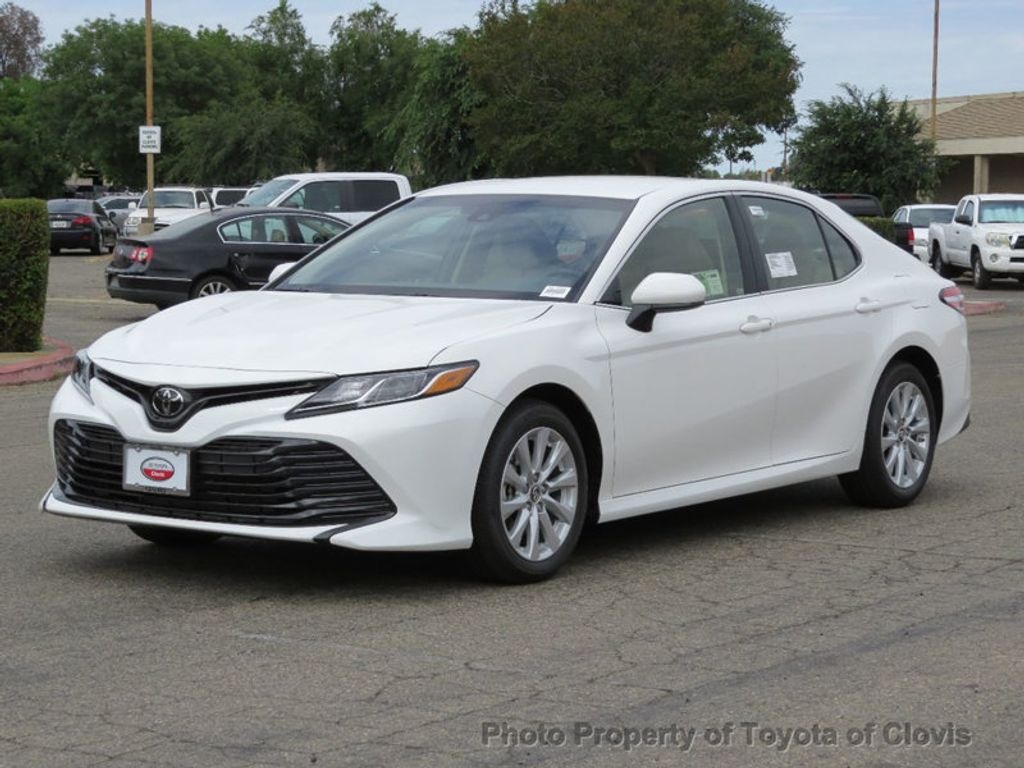 2018 Toyota Camry LE Automatic - 17698990 - 2