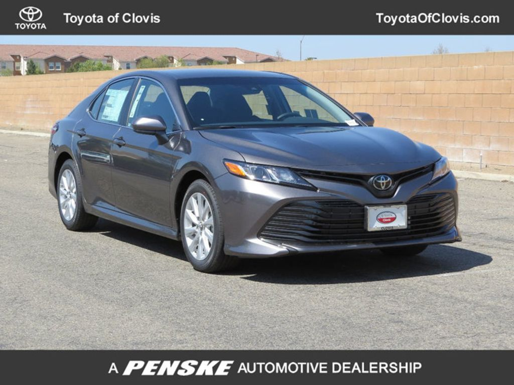Dealer Video - 2018 Toyota Camry LE Automatic - 17699004