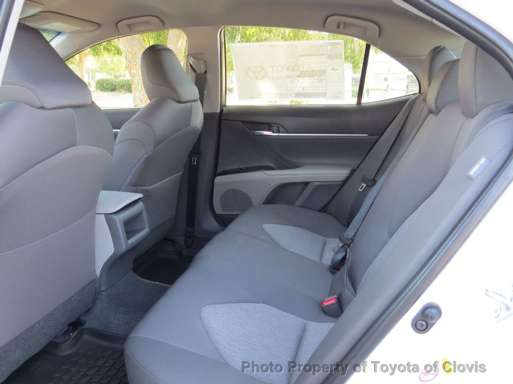 2018 Toyota Camry LE Automatic - 17732193 - 5