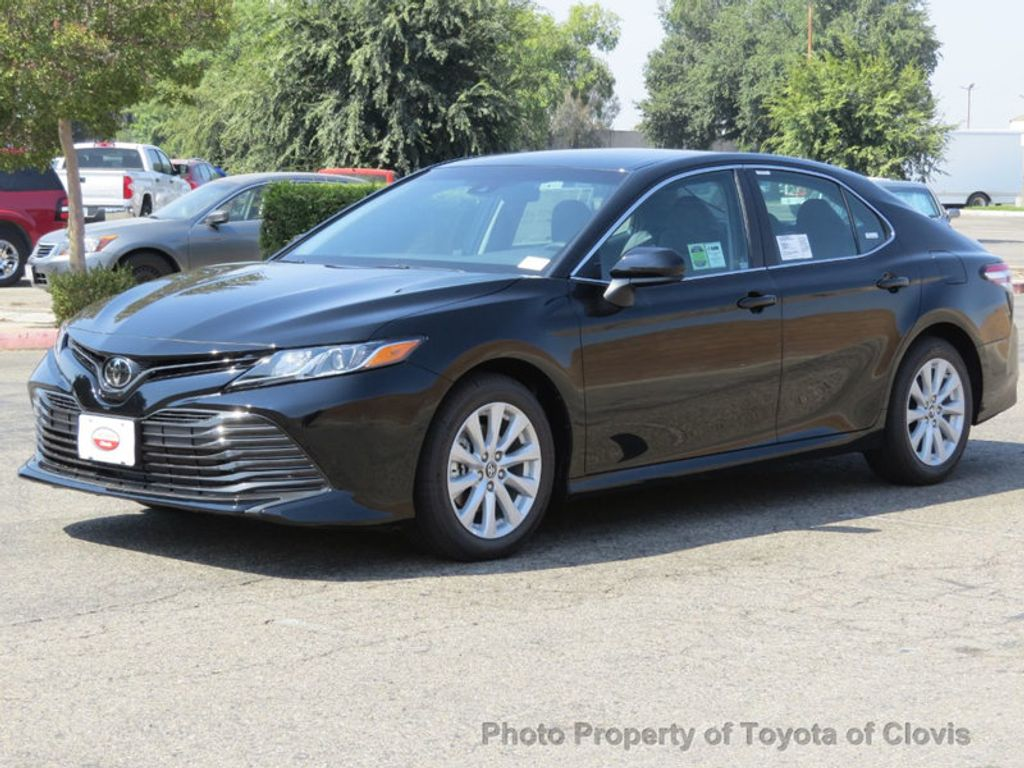 2018 Toyota Camry LE Automatic - 17914203 - 2