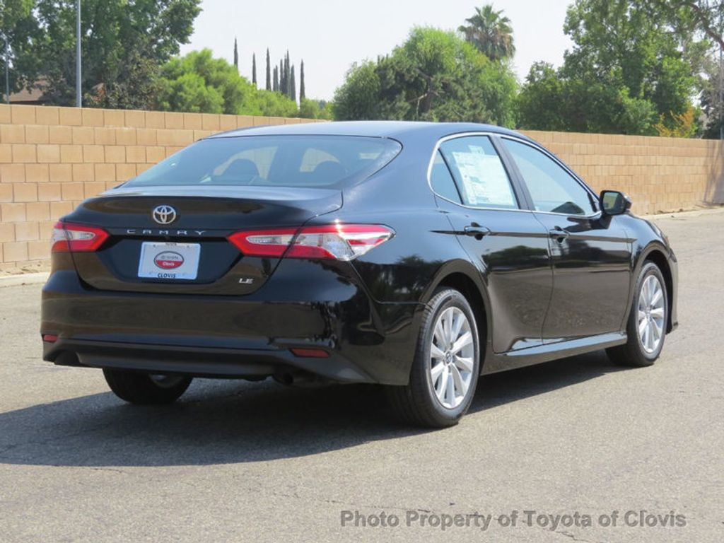 2018 Toyota Camry LE Automatic - 17914203 - 6