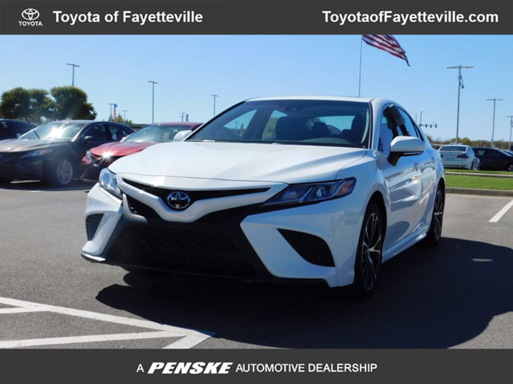 Dealer Video - 2018 Toyota Camry SE Automatic - 16930505
