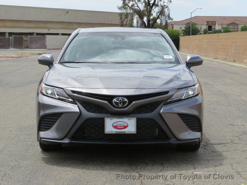 2018 Toyota Camry SE Automatic - 17634144 - 1