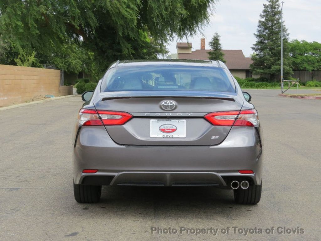 2018 Toyota Camry SE Automatic - 17634144 - 5