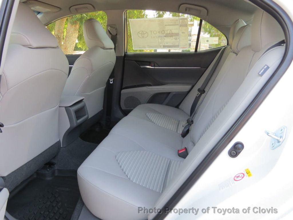 2018 Toyota Camry SE Automatic - 17674354 - 5
