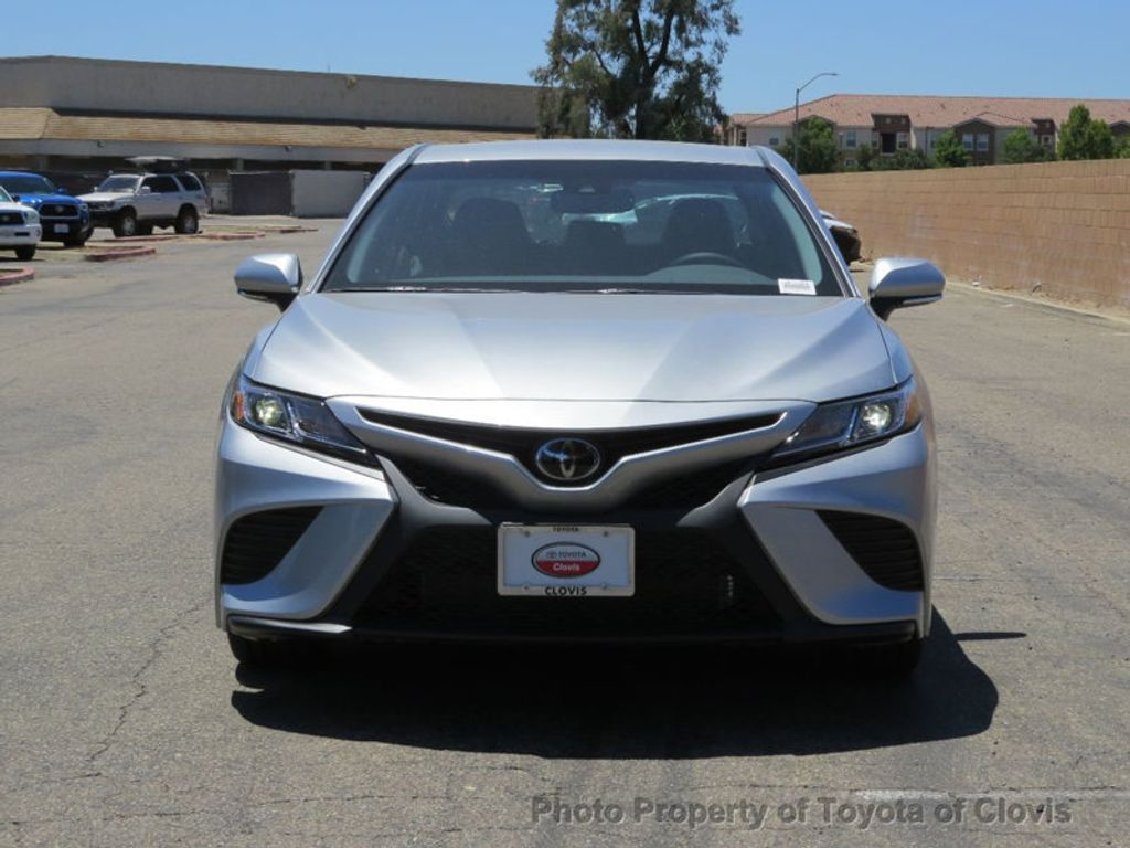 2018 Toyota Camry SE Automatic - 17827363 - 1