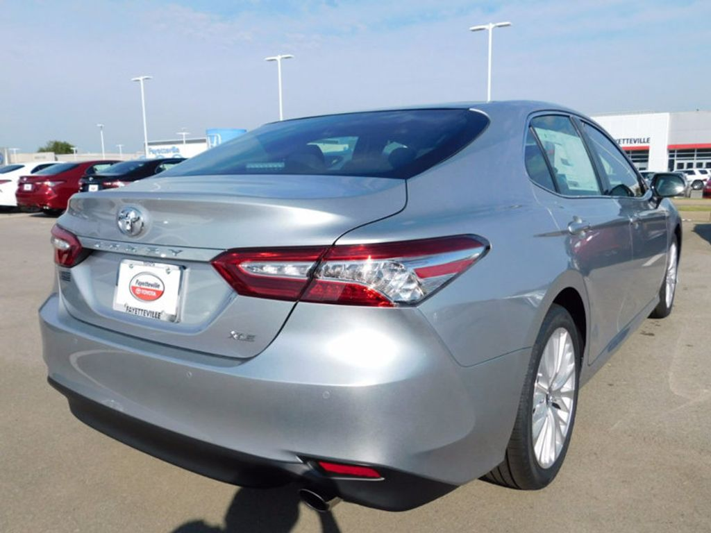 2018 Toyota Camry XLE Automatic - 16834502 - 2