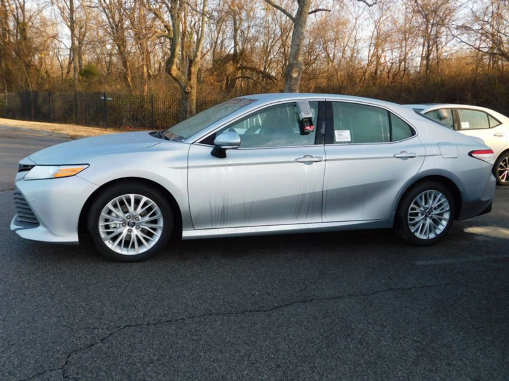 2018 Toyota Camry XLE Automatic - 17138501 - 1