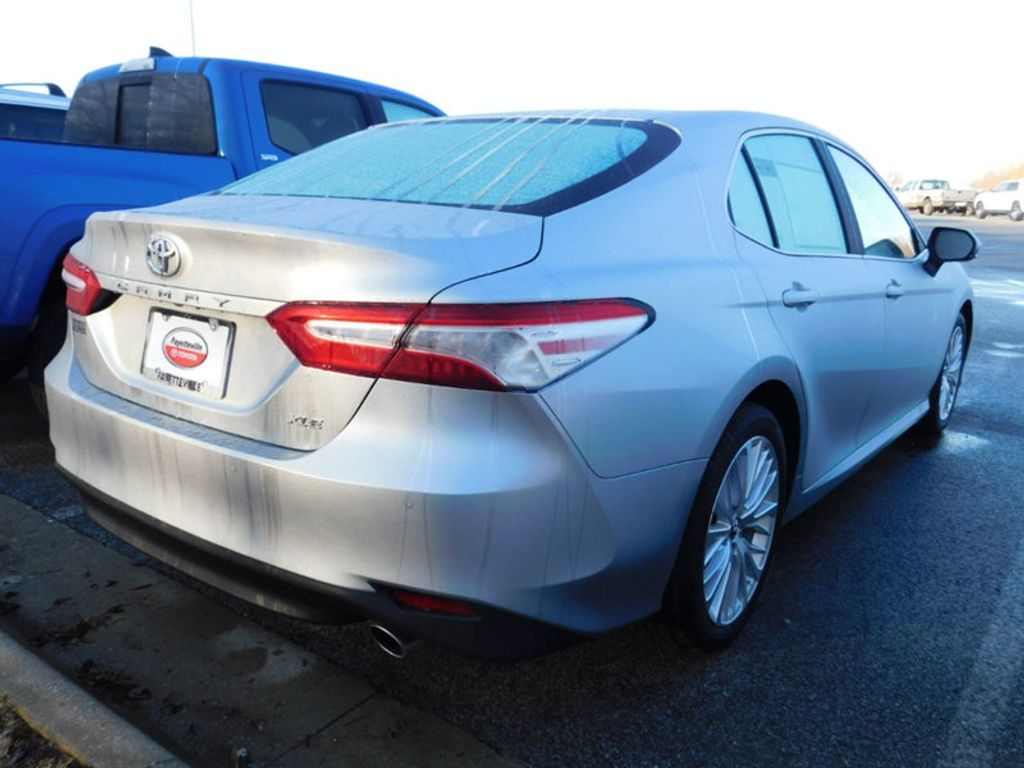 2018 Toyota Camry XLE Automatic - 17138501 - 2