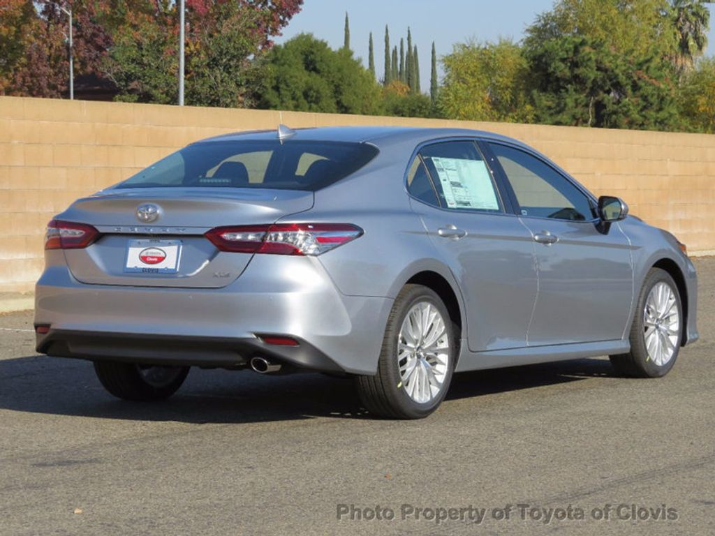 2018 Toyota Camry XLE Automatic - 16959271 - 2